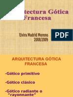 arquitectura gotica francesa