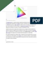 Espacio de Color Modelo Rgb