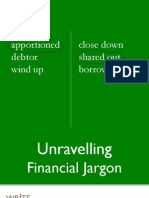 Unravelling Financial Jargon