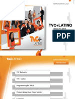 Tvc Latino Media Kit (f)