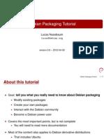 enpackaging tutorial