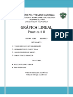 8. Grafica Lineal