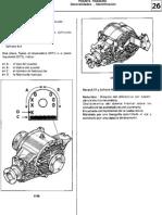Manual Renault 18 4x4
