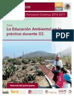 Educacion Ambiental III