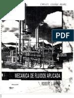 Fluidos- Robert L.- Mott Mecanica de Fluidos Aplicada