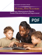 Our Future Our Teachers