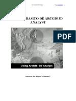 10080019 Curso Basico de Arcgis 3d Analyst