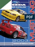 Steeda Catalog