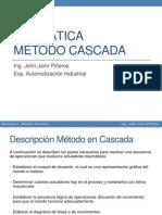 Neumática Metodo Cascada