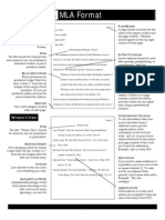 MLA Format and Citation Style Guide