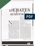 Debates Acalorados