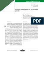 Mecanismos Moleculares y Celulares de La Respuesta