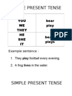 SIMPLE PRESENT TENSE.doc