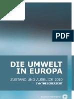 DIE UMWELT IN EUROPA
