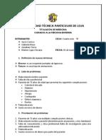 TALLER  DE CUIDADOS A LA PERSONA ENFERMA-CASO CLÍNICO-MI TÍO POROTO