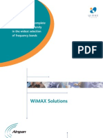 Airspan WiMAX Products Brochure [QuantumWimax.com]