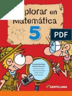 Explorar en Matematica 5