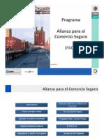 Programa Alianza Para Un Comercio Seguro Pacs