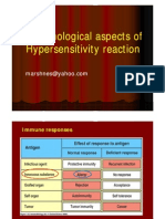 Immune Hypersensitivity