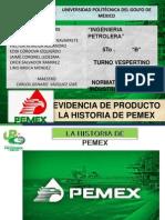 Exposicion Historia de Pemex