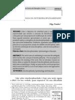 EPISTOMOLOGIA DA INTERDISCIPLINARIEDADE - REVISTA IDEAÇÃO.pdf