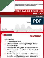 Modulo 1-Manejo Residuos Solidos-Enero 2012