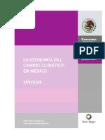 Mexico Sintesis Economia Cambio Climatico