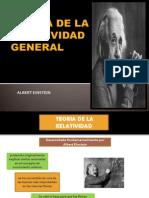 Teoria de La Relatividad General