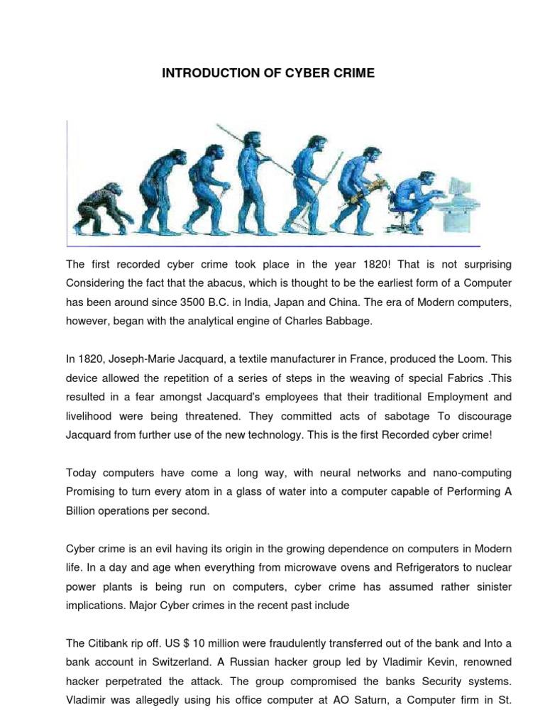 Rahul Vijay Final Report on Cyber Crime Modified | Malware