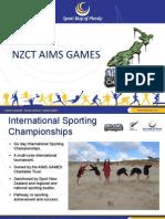 aims games presentation 2013