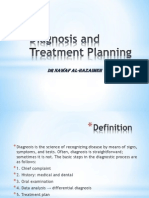 Slides - 10 - Diagnosis and Treatment Planing
