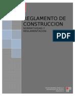Normatividad y Reglamentacion