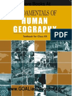 Fundamentals of Human Geography