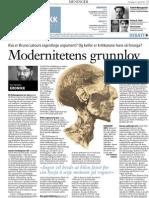 Modernismens grunnlov
