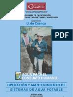 ECAM Promotores Sistemas Agua Completo