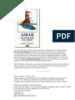 75612860 Amar Es Liberarse Del Miedo