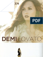 Digital Booklet - Demi Lovato - Unbroken