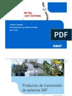 Archivo Tecnico de Correas Skf