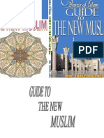 Guide to the New Muslims .by Dr .Yahya Azab