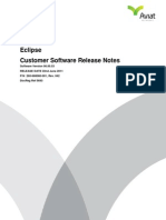 Eclipse Customer Release Notes 6 00 53 GA
