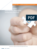 Whitepaper - Complying With Regulations Regarding Temporary Workers
