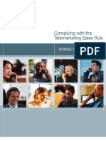 Tsr Compliance Guide