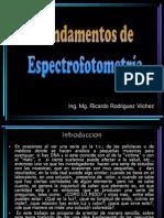 001 Espectrofotometria