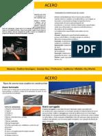 Analisi Material Acero