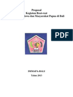 Proposal Ret-ret 2013