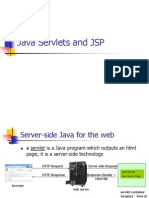 Java Servlets and JSP