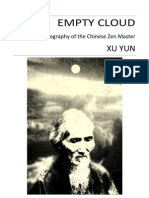 Empty-Cloud the Autobiography of Xu Yun
