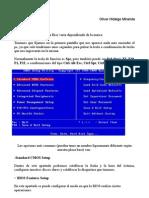 Caso Práctico 3.2 Configuración de la BIOS