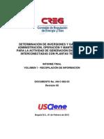 Creg Termicas Vol_01
