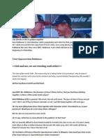 Kimi Interview Sportbild English